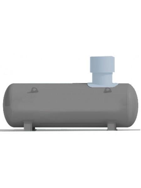 Газгольдер Шельф, Россия - 2700 литров